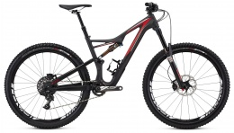 Велосипед Specialized Stumpjumper FSR Expert 650B (2016)
